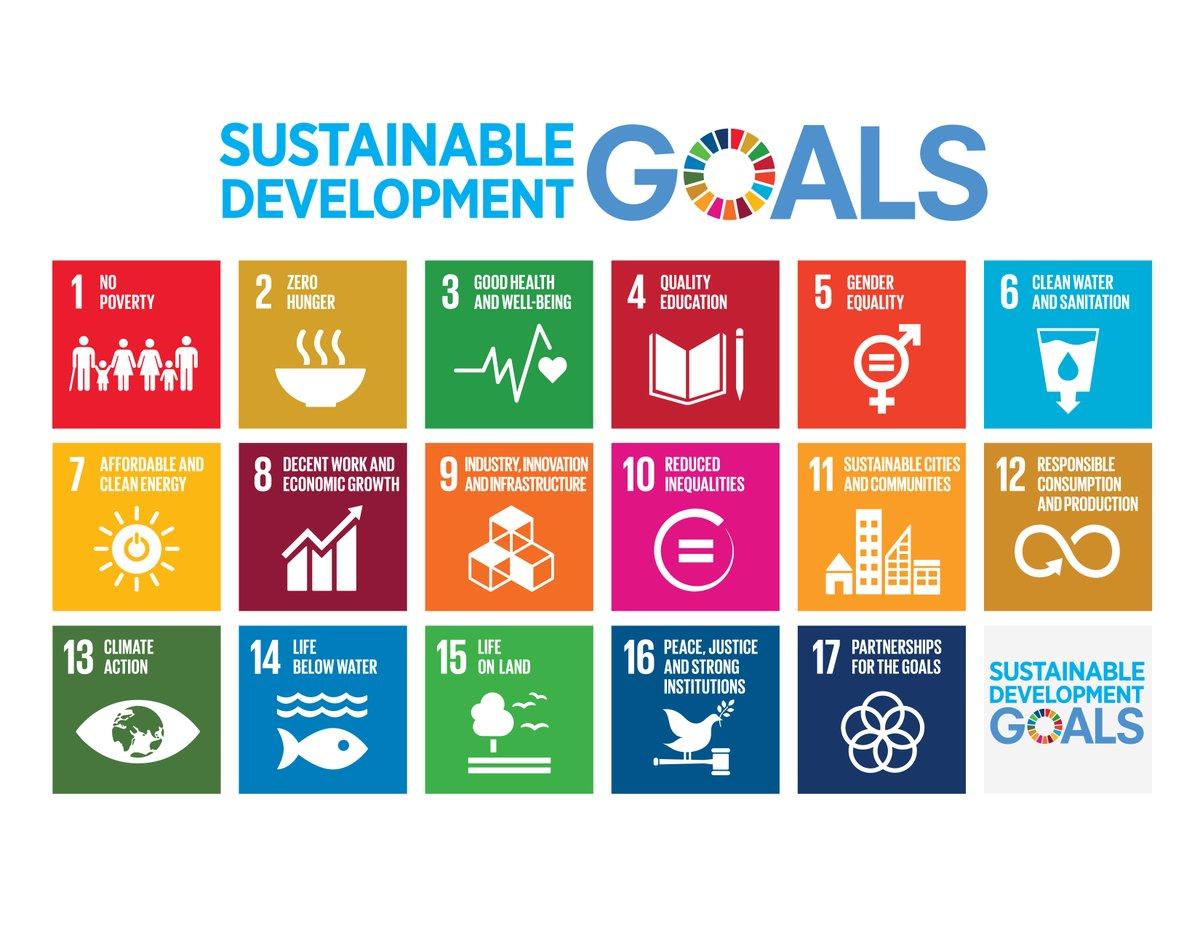 SDG 101: #KnowYourGoals