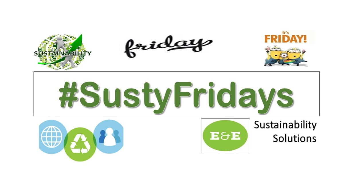 #SustyFridays: Sustainability on Fridays
