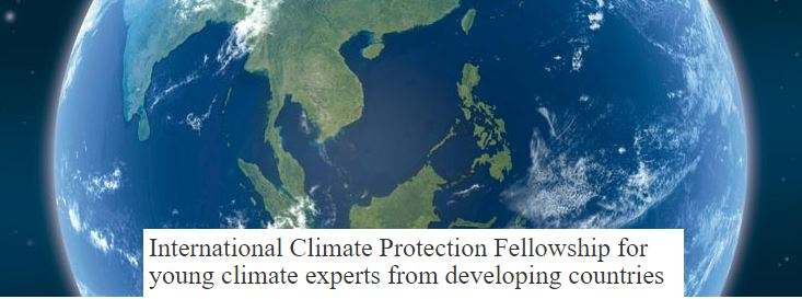 International Study Grants for ClimateProtection