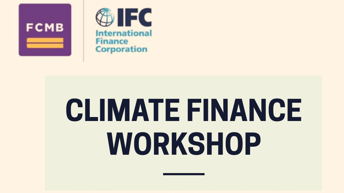 Climate Finance Workshop and Exhibition 2019