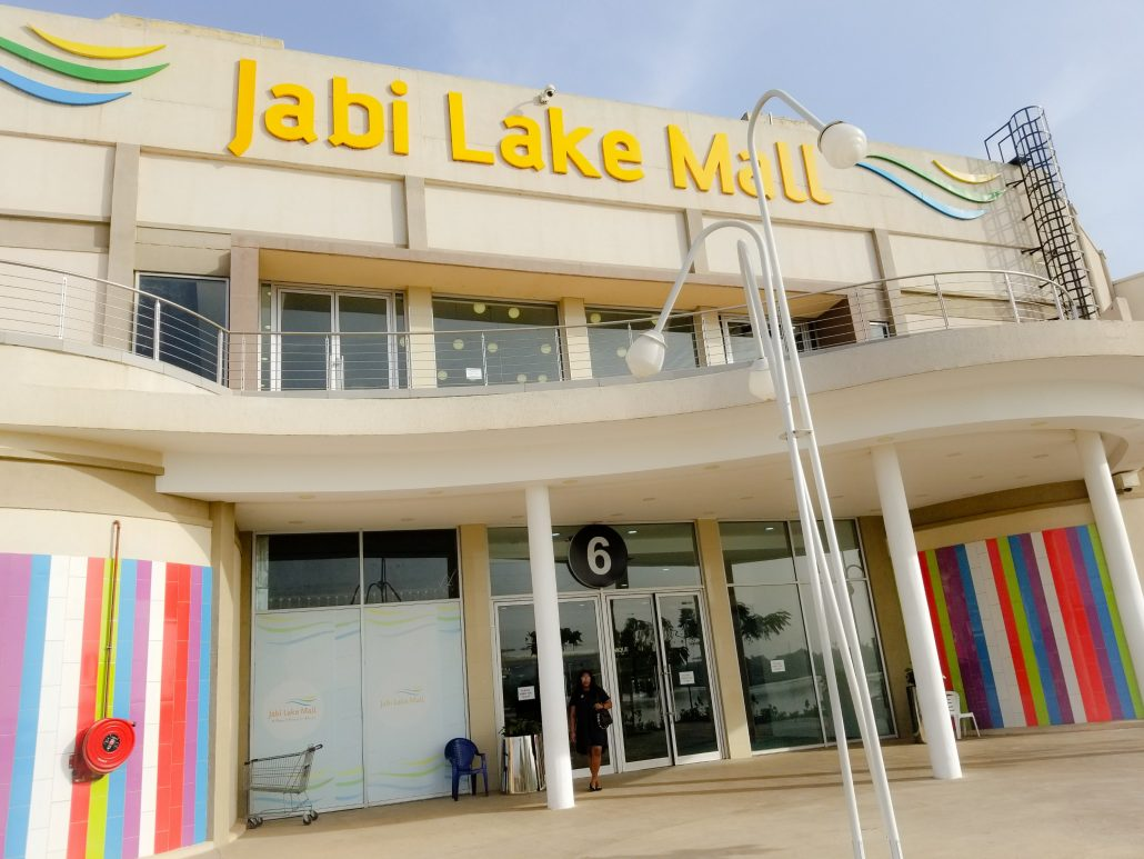 Jabi Lake Mall: Nigeria's first solar-powered mall